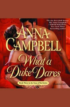 What a Duke Dares, Anna Campbell
