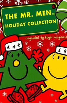 The Mr. Men and Little Miss Christmas Collection: Mr. Men: 12 Days of Christmas; Mr. Men: A Christmas Carol; Mr. Men: The Night Before Christmas; Little Miss Christmas; Mr. Christmas, Roger Hargreaves