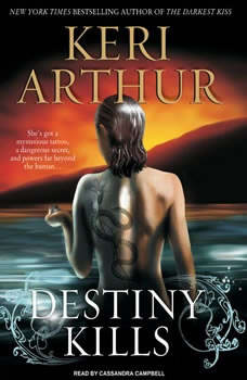 Destiny Kills, Keri Arthur