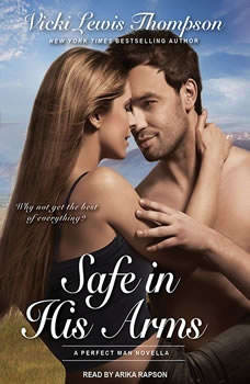Safe in His Arms, Vicki Lewis Thompson