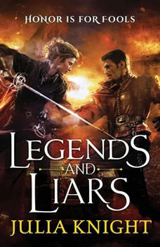 Legends and Liars, Julia Knight