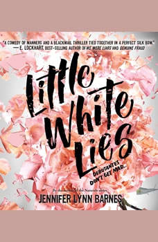 Little White Lies, Jennifer Lynn Barnes