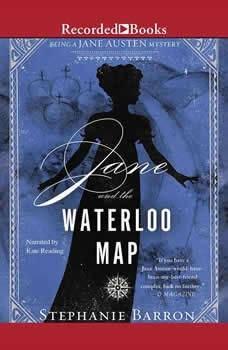 Jane and the Waterloo Map, Stephanie Barron