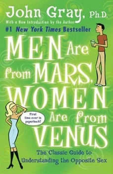Men Are From Mars, John Gray