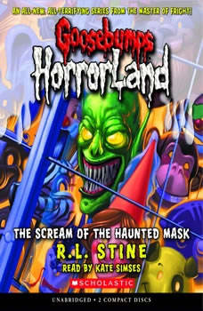 Goosebumps HorrorLand #4: The Scream of the Haunted Mask, R.L. Stine
