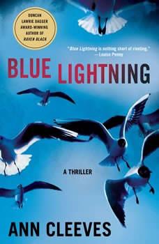 Blue Lightning: A Thriller, Ann Cleeves