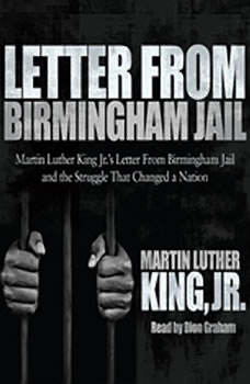 letter from the birmingham jail letter from birmingham audiobook by martin 12025 | 9781610457491