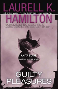 Guilty Pleasures, Laurell K. Hamilton