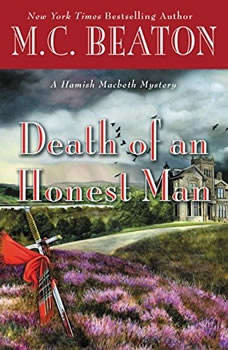 Death of an Honest Man, M. C. Beaton