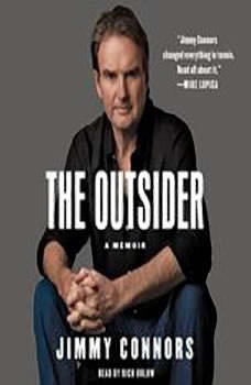 The Outsider: A Memoir, Jimmy Connors