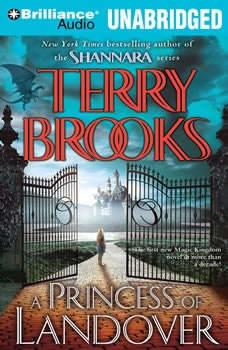 A Princess of Landover, Terry Brooks