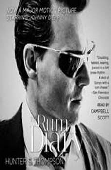 The Rum Diary: The Long Lost Novel, Hunter S. Thompson
