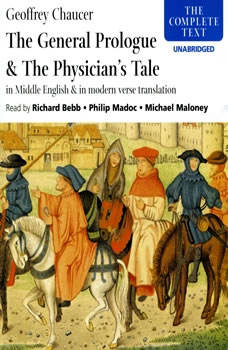 The General Prologue& The Physician's Tale, Geoffrey Chaucer