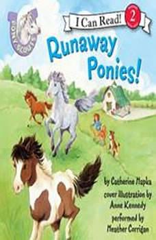 Pony Scouts: Runaway Ponies!, Catherine Hapka