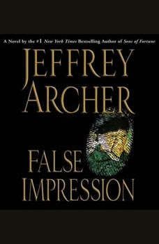 False Impression, Jeffrey Archer
