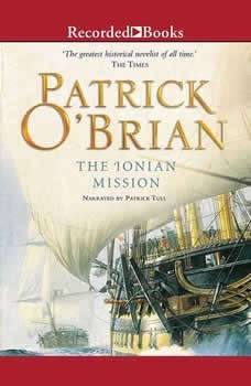 The Ionian Mission, Patrick O'Brian
