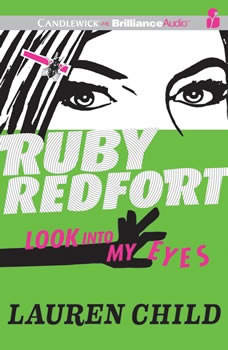 Ruby Redfort Look Into My Eyes, Lauren Child