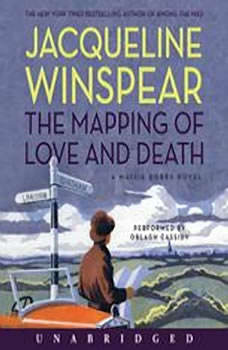 The Mapping of Love and Death: A Maisie Dobbs Novel A Maisie Dobbs Novel, Jacqueline Winspear