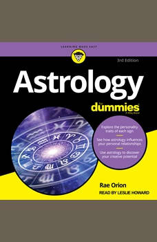 Astrology for Dummies: 3rd Edition, Rae Orion