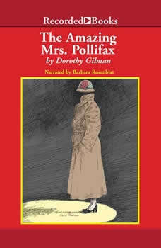 The Amazing Mrs. Pollifax, Dorothy Gilman