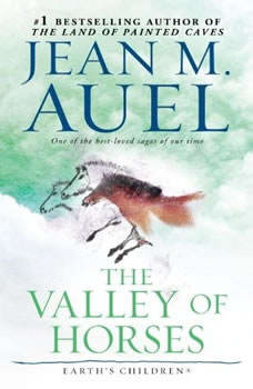 The Valley of Horses, Jean M. Auel