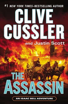 The Assassin, Clive Cussler