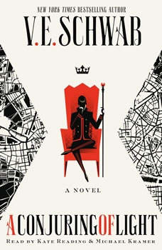 A Conjuring of Light, V. E. Schwab