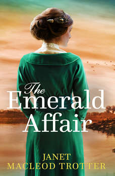 The Emerald Affair, Janet MacLeod Trotter