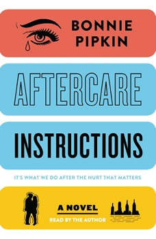 Aftercare Instructions, Bonnie Pipkin