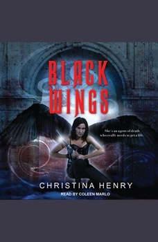 Black Wings, Christina Henry