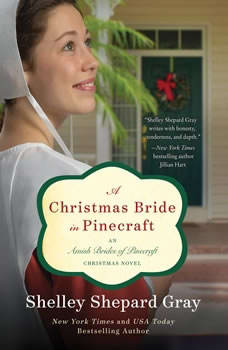 A Christmas Bride in Pinecraft, Shelley Shepard Gray