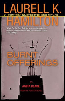 Burnt Offerings, Laurell K. Hamilton