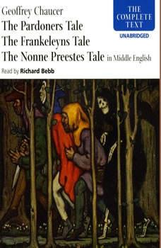 The Pardoners Tale, Geoffrey Chaucer