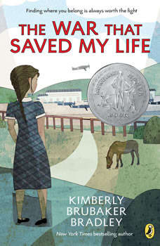 The War That Saved My Life, Kimberly Brubaker Bradley