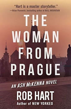 The Woman from Prague, Rob Hart