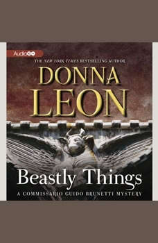 Beastly Things, Donna Leon