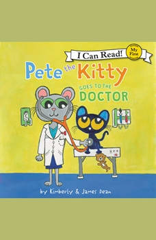 Pete the Kitty Goes to the Doctor, James Dean