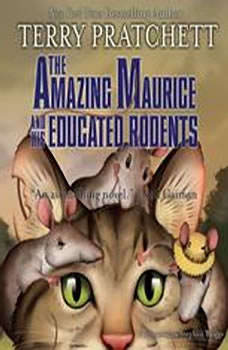 The Amazing Maurice and His Educated Rodents, Terry Pratchett