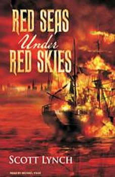 Red Seas Under Red Skies, Scott Lynch