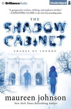 The Shadow Cabinet, Maureen Johnson