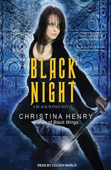 Black Night, Christina Henry