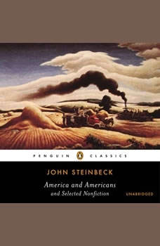 America and Americans and Selected Nonfiction, John Steinbeck