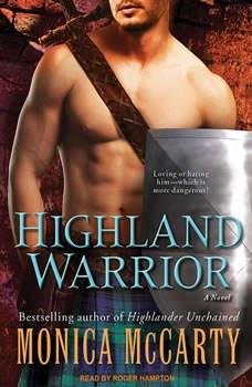 Highland Warrior, Monica McCarty