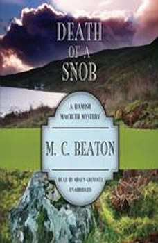 Death of a Snob, M. C. Beaton