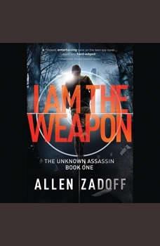 I Am the Weapon, Allen Zadoff