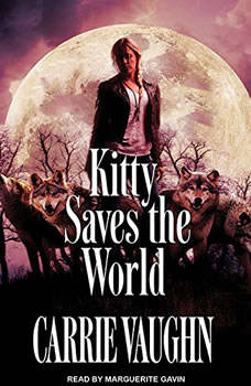 Kitty Saves the World, Carrie Vaughn