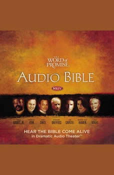 The Word of Promise Audio Bible - New King James Version, NKJV: (04) Numbers, Thomas Nelson