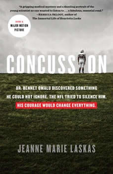 Concussion (Movie Tie-in Edition), Jeanne Marie Laskas