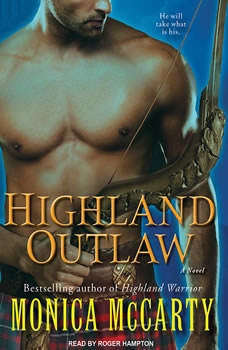 Highland Outlaw, Monica McCarty