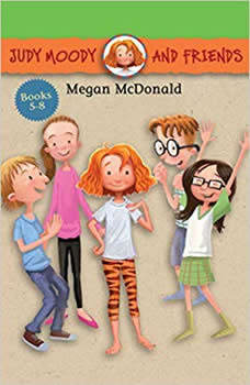 Judy Moody and Friends Collection 2: Stink Moody in Master of Disaster, Triple Pet Trouble, Mrs. Moody in the Birthday Jinx, April Fools', Mr. Todd!, Megan McDonald